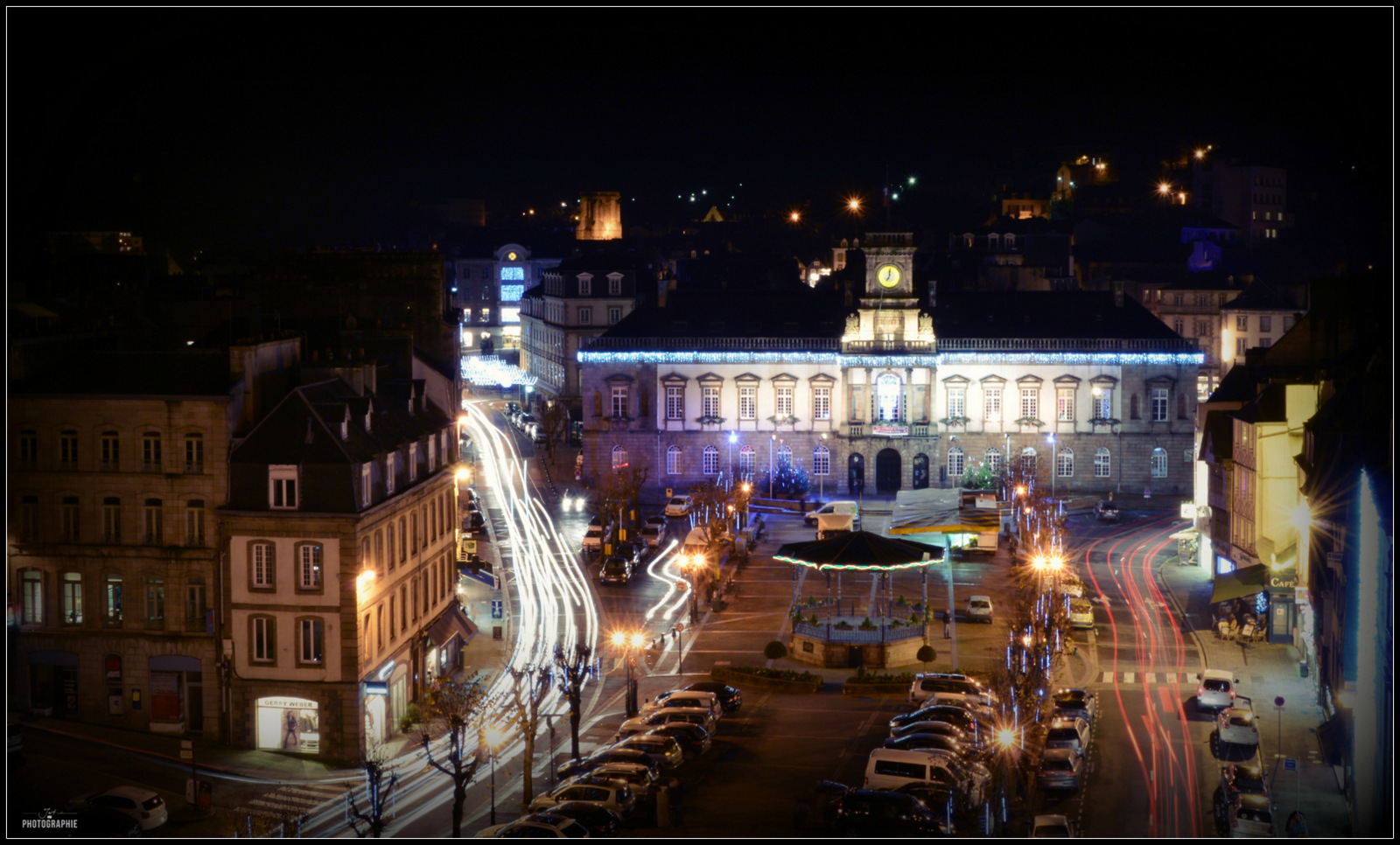[PHOTO DU JOUR] #32 Morlaix by night