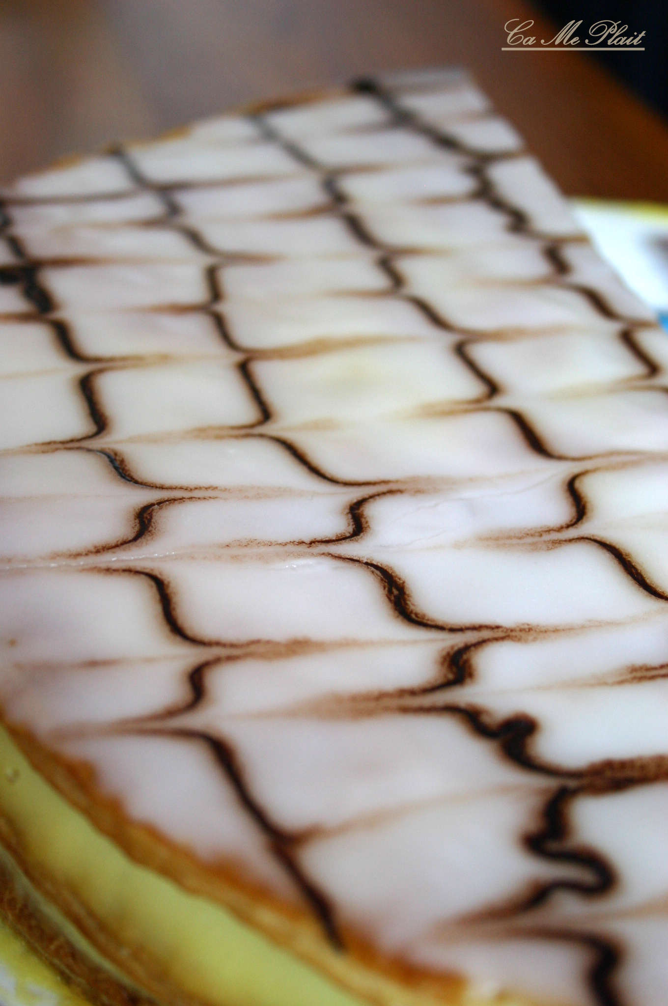 [PHOTO DU JOUR] #133 Mille-feuille maison