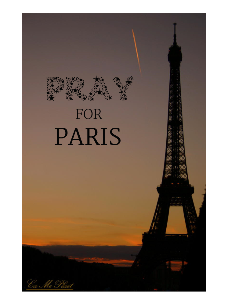 [PHOTO DU JOUR] #193 Pray for Paris