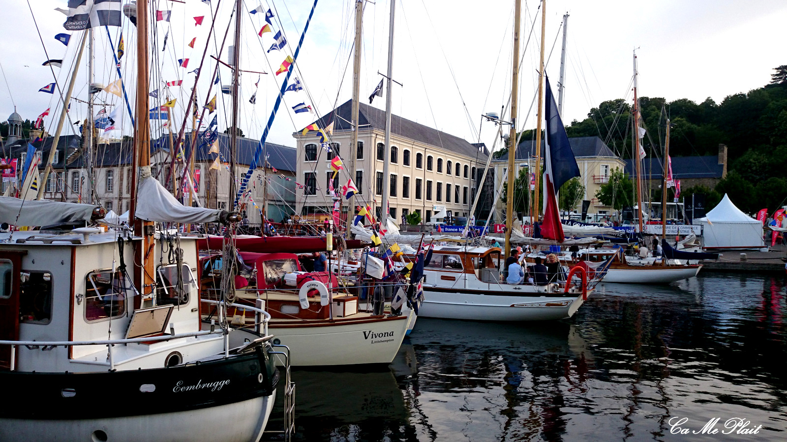 [PHOTO DU JOUR] #267 Port de Morlaix